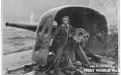 Boy Hero of Jutland - Mortally wounded and with his ship ablaze around him, 16-year old Jack Cornwell remained at his post manning a gun on the cruiser Chester. He was posthumously awarded the Victoria Cross.