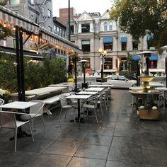 LOV Centre-ville (De la Montagne): Avis et photos The Hague, South America, Holland, Places To Visit, Europe, Patio, Montreal, Outdoor Decor, Centre