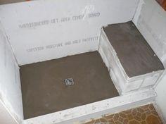 Concrete Shower Pan   Sealing Floor Drain? - Plumbing - Contractor Talk