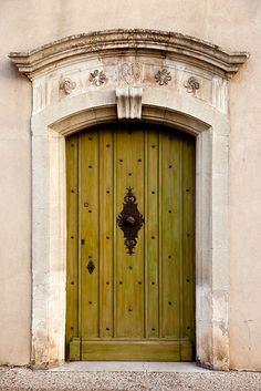 Lovely door in France