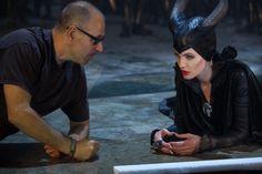 Angelina Jolie in Maleficent (2014)