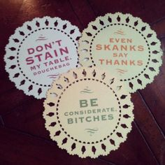 Greatest coasters ever…