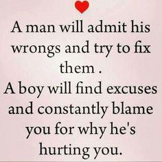 Men vs boys quote