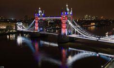 Diamond Jubilee Tower Bridge