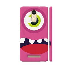 Now available on our store: Pink Monster Redm.... Check it our here! http://www.colorpur.com/products/pink-monster-xiaomi-redmi-note-3-case-artist-abhinav?utm_campaign=social_autopilot&utm_source=pin&utm_medium=pin