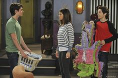 Mason, Alex, and Max - Wizards of Waverly Place