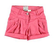 Leuk roze kort broekje #KikiBo #Sarabanda www.kikibo.nl