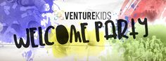 We're so excited to welcome new families to Venture Kids at both church locations this August!   Graphic Design:  Kelsey Walsh  www.venturechurch.org
