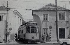 LISBOA. ELÉCTRICOS EM CARNIDE. | Flickr - Photo Sharing!; Lisbon Tram, parish CARNIDE