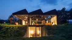 Paul de Ruiter Architects - Villa Schoorl
