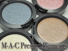 MAC Cosmetics Pressed Pigments