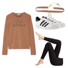 """""""Untitled #138"""" by breebeauty101 on Polyvore featuring Lingua Franca, Lonna & Lilly, adidas and Wolford"""