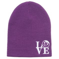 Neff  Love Beanie - Purple