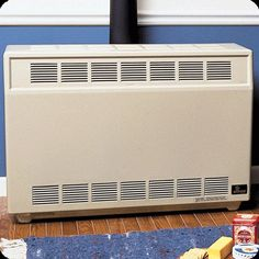 Empire RH35 Console Gas Room Heater - Propane - RH-35LP