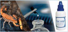 El Escozul es el Veneno del Escorpión Azul (Rhopalurus junceus) de Cuba que se usa para el tratamiento del cáncer en pacientes de todo el mundo. Escozul