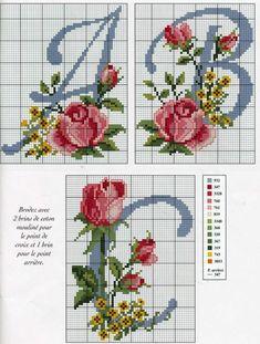 Alfabeto e Rosas