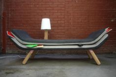 Comfortable sofa for lazy people