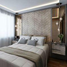 Bedroom Design Ikea Home Decor Ideas Modern Bedroom, Bedroom Headboard, Home Bedroom, Bedroom Interior, Bedroom Design, Luxurious Bedrooms, Bed Design, Interior Design Bedroom, Small Bedroom