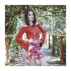 Look com a carinha do Outono na linda @juliacamp0s   #fashion #moda #style #love #itgirl #style  #lojabySiS  www.lojabysis.com.br