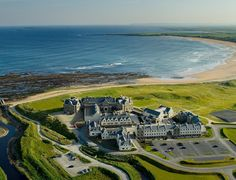The Lodge at Doonbeg, Ireland... Love love love heading away here with my hubby