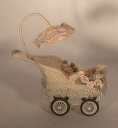 Baby Carriage #2 by Victoria Heredia