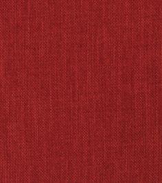 Home Decor Solid Fabric-Signature Series Inverness-Brick