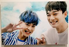 Xiumin, Chen - 181004 'dear happiness – From EXO' Unreleased Photo Exhibition Credit: NASA Exoplanet. Exo Chen, Exo Xiumin, Kim Minseok Exo, Exo Ot12, Chanbaek, Exo Music, Exo Couple, Exo Korean, Hip Hop And R&b