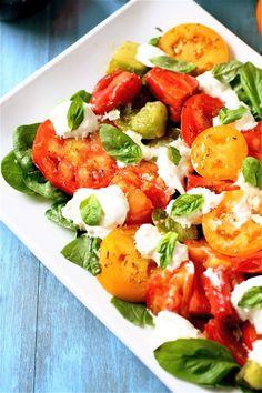 burrata salad tomato salad burrata cheese cheese salad carrot salad ...