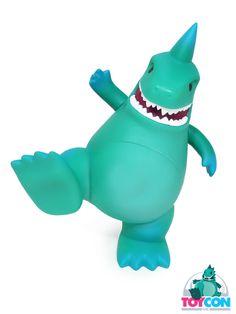 ToyCon Exclusive - TCON the Toyconosaurus - ToyConUK - The UK's First Designer Toy ConventionToyConUK – The UK's First Designer Toy Convention