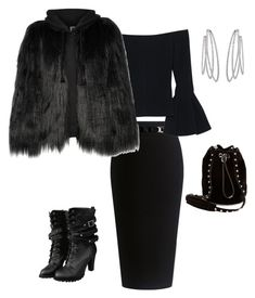 73 by kotyatka on Polyvore featuring мода, Alexis, House of Fluff, Theory, Alexander Wang and Messika