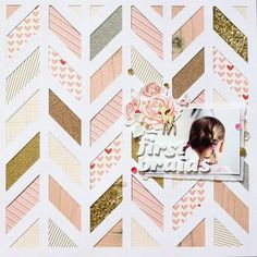 #papercraft #scrapbook #layout Studio Calico Blog Latest Articles | Bloglovin'