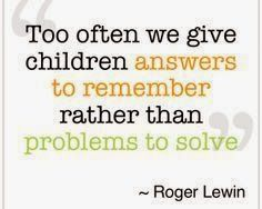 Quote for the STEM Lab!