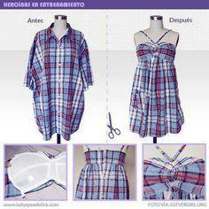 riciclato Come per donne a con riciclare vecchio Google Abbigliamento cercare Passo le OnwmN80v