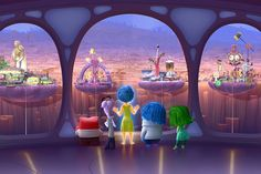 New Inside Out Clip Wins at First Day of School Memories and Delights All   Oh My Disney