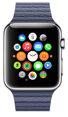 Apple - Apple Watch - New Ways to Connect