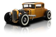 RK Motors Charlotte Offers Amazing Mills & Co. Built '31 Model A - Rod Authority