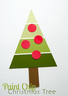Preschool Christmas Crafts If you have little kids, you will definitely want to check out these easy Preschool Christmas Crafts ideas! These are the crafts that I did with our co-op preschool this month and the kids LOVED them! Plus, they weren't