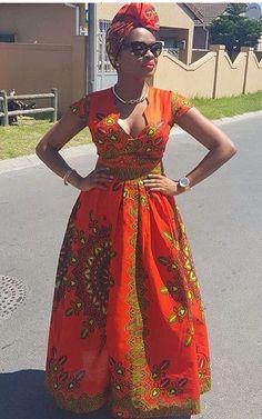 awesome Nice dashiki ~African fashion, Ankara, kitenge, African women dresses, African p. African Dresses For Women, African Print Dresses, African Attire, African Fashion Dresses, African Wear, African Women, African Prints, Ankara Fashion, African Style