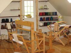 weaving room!