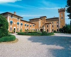 Castello di Spessa Resort - Castle of Spessa Historic Residence. Capriva, Italy