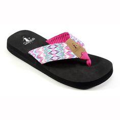 Corky's Eden Pink Sandal