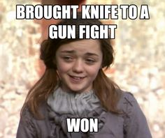 Making Fun of the Starks tumblur