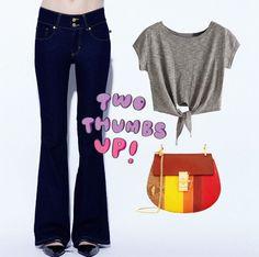 OH POMP!® Jeans Junior