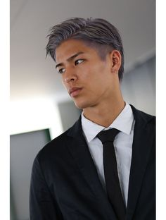 Combover Hairstyles, Dope Hairstyles, Hair And Beard Styles, Short Hair Styles, Hair Curling Tools, Dyed Hair Men, Travel Hairstyles, Asian Men Hairstyle, Hair Styler