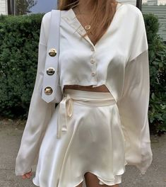 Cute Casual Outfits, Stylish Outfits, Dress Casual, Mode Monochrome, Mode Outfits, Fashion Outfits, Style Fashion, Moda Fashion, Womens Fashion