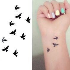 2017 NEW 300 Models waterproof temporary tattoo tatoo henna fake flash tattoo stickers Taty tatto tattoos tatuajes
