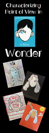 Simple, fun activity for Wonder by R.J. Palacio
