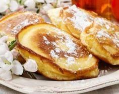 Beignets de pomme au four Weight Watchers – 0,5 PP par beignet…
