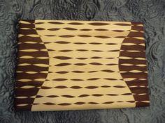 Walnut and Maple cutting board I made