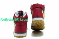 sports shoes 0bf90 26323 Mens Nike Dunk Pro Sb Sneakers Angry Birds Red  Custom  Nike  Dunks